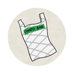 Bioabfallbeutel 240